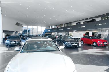 Audi Pon Dealer B.V.