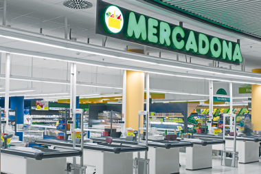 Supermercado Mercadona No. 3708