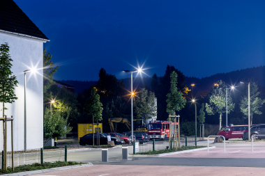 Parkplatz Kress