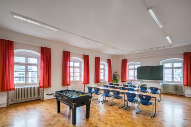 Gymnasium Mengen