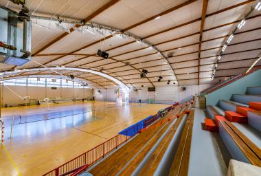 Palais Omnisports Joseph Claudel