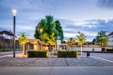 Zentraler Omnibus Bahnhof (ZOB)