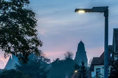 LED-Außenbeleuchtung