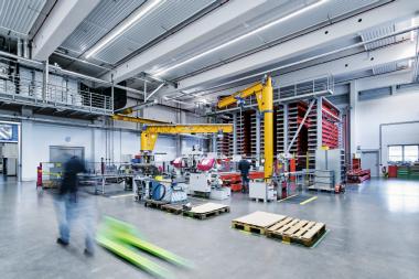 Kocher-Plastik Maschinenbau GmbH (Rommel AG)
