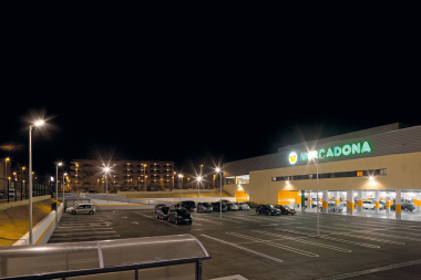 Mercadona Supermarkt Nr. 3895