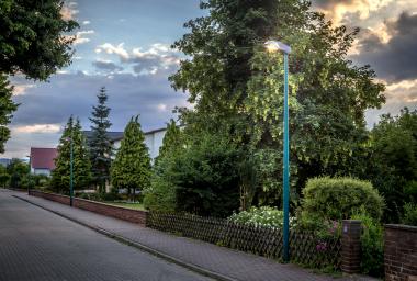 Straßenbeleuchtung Hameln