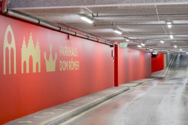 Parkhaus DOM Römer