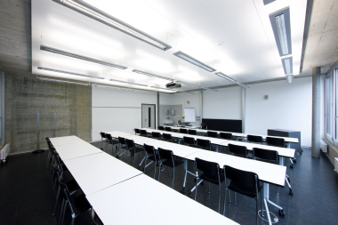Zürcher Hochschule Eulachpassage