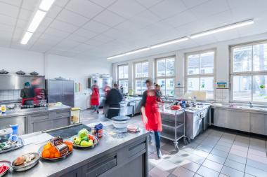 Schule an der Wakenitz