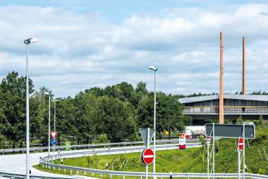 Autobahnrastsätte Dammer Berge A1