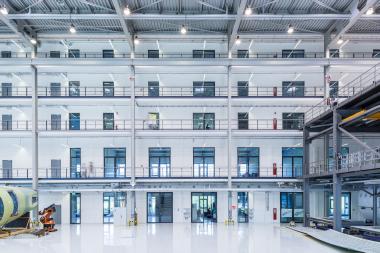 ZAL Tech Center - Zentrum für angewandte Luftfahrtforschung