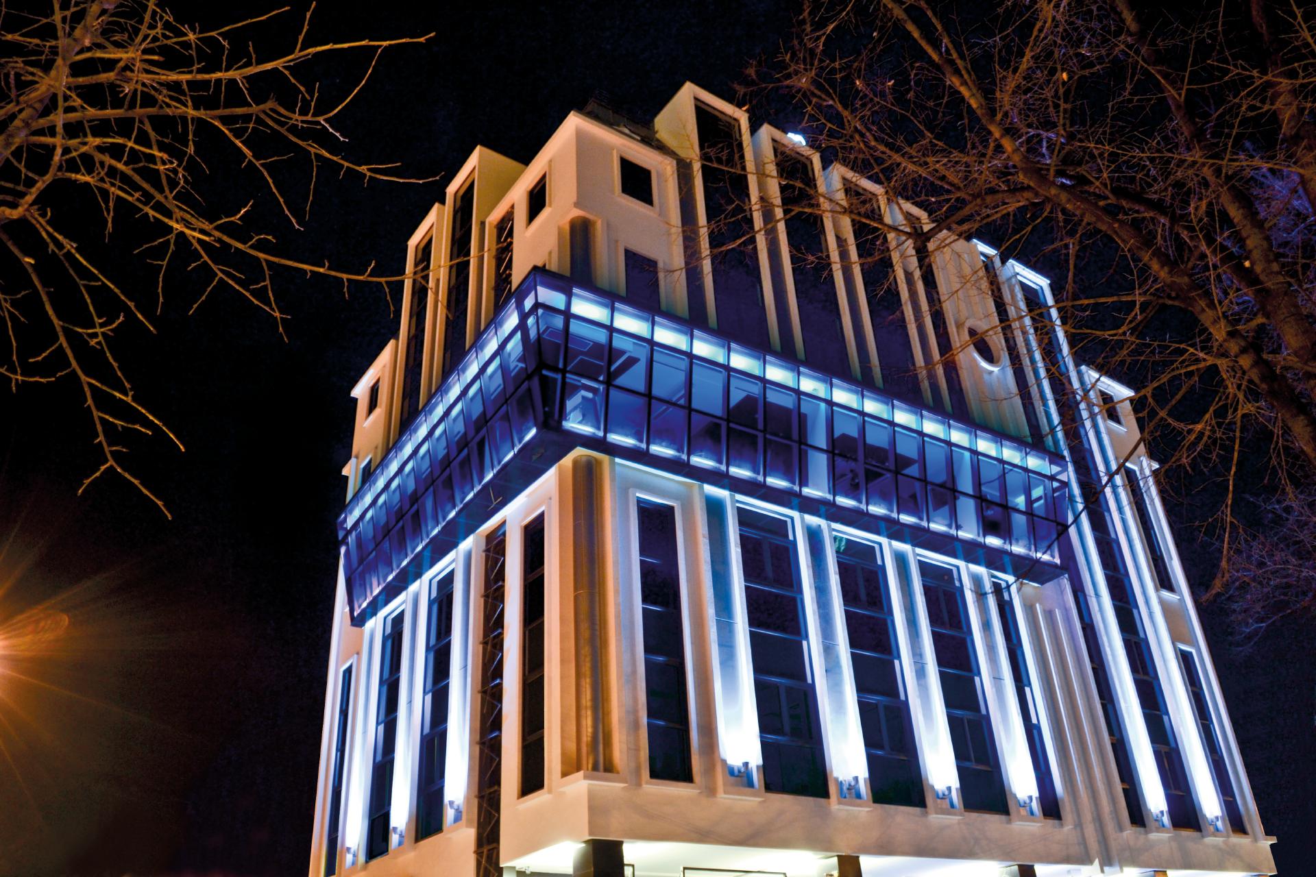 Feroinvest Office Building