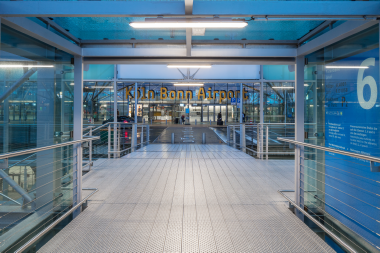 Parkhaus 2 Flughafen CGN