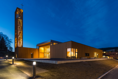 Kirche und Kulturzentrum