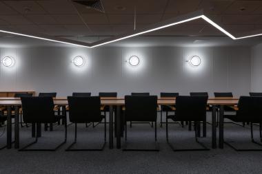 Meetingraum BRZ (Bundesrechnungszentrum)
