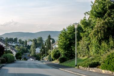 Straßenbeleuchtung  Eschwege