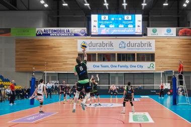 Volleybalhal Knack
