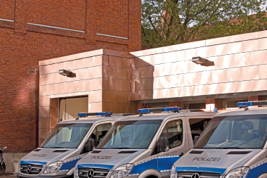 Polizei Sedarnstraße