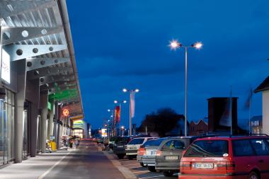 Einkaufszentrum Arkaden