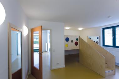 Kindertagesstätte Jenfeld
