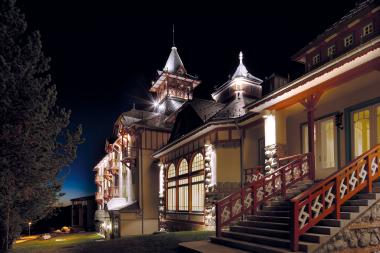 Kempinski Grand Hotel Hohe Tatra