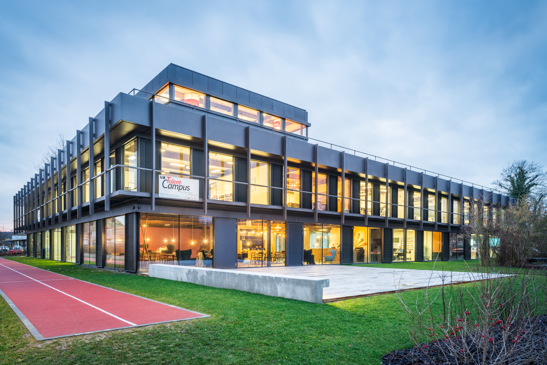 SBW Talent-Campus Bodensee
